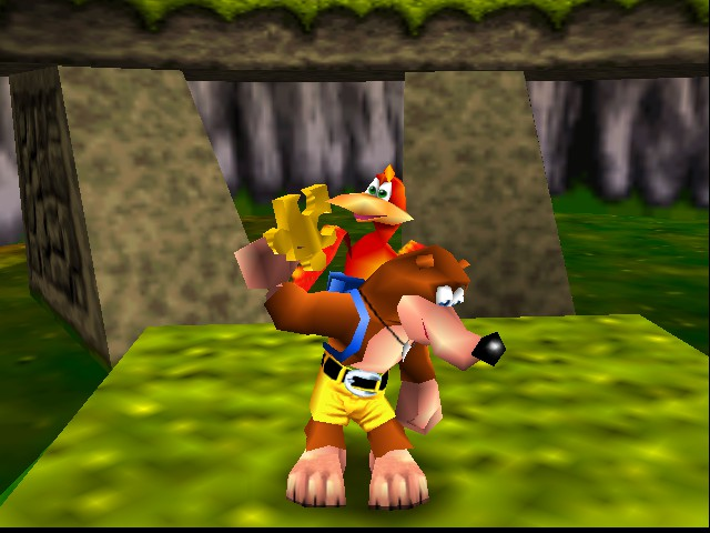 Banjo-Kazooie - fine... - User Screenshot